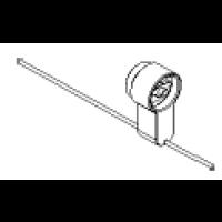 iLOQ PRIVUS Verlängerung Europrofilzylinder 10mm