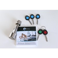 iLOQ Starter Kit PRIVUS mit Europrofilzylinder