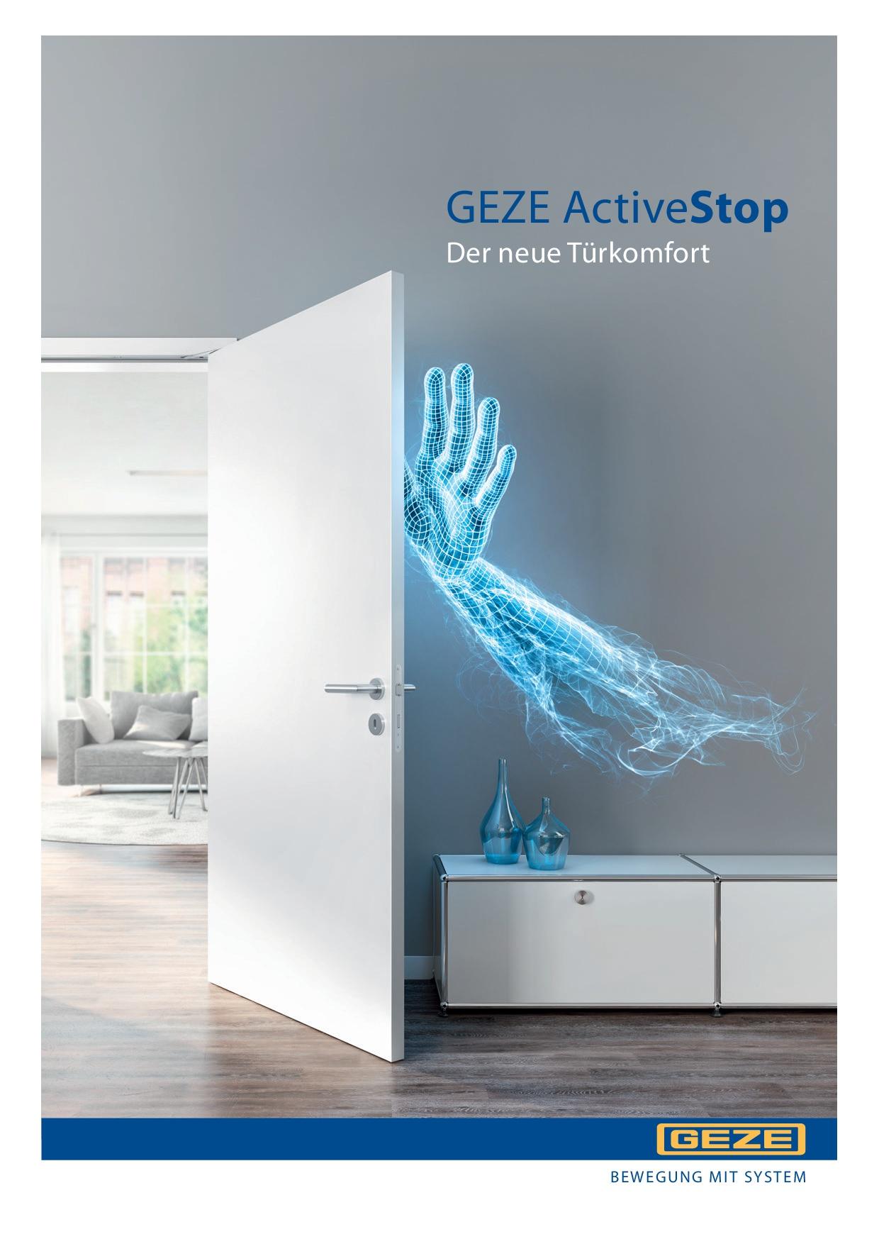 Geze Active Stop